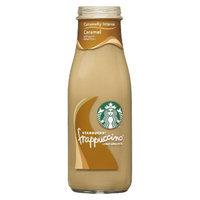 Starbucks Frappuccino Caramel Coffee Drink 13.7 oz