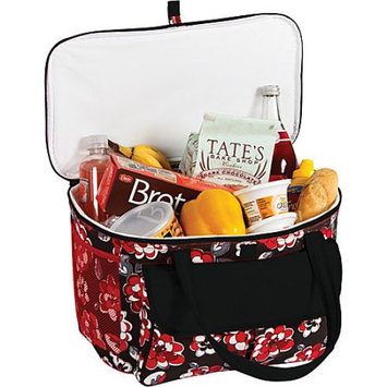 Picnic Plus PSM-139RC Avanti Cooler Tote - Red Carnation