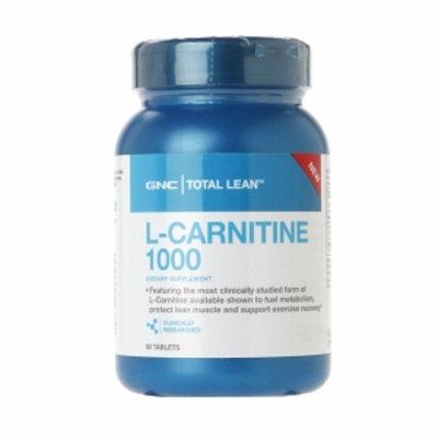 Nnf GNC Total Lean L-Carnitine 1000