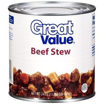 Great Value: Beef Stew, 24 Oz