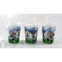 NFL Detroit Lions 3-Pack 10oz. Sip n' Go Plastic Cups