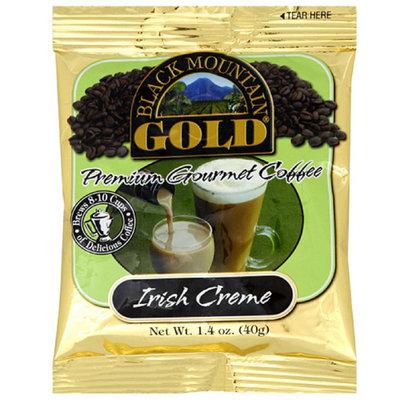 Black Mountain Gold Premium Gourmet Coffee Irish Creme,20 Pack
