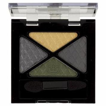 Rimmel Glam' Eyes Quad Eye Shadow Palette, Thrill Seeker 022, .14 Oz