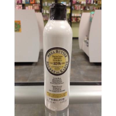 Perlier Shea Butter Citrus Shower Cream - 8.4 Oz.