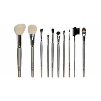 TIGI Cosmetics Make-Up quality Brushes Kit for multi-functional applications