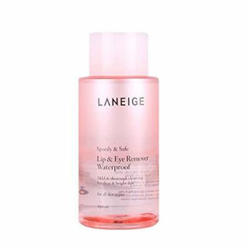 Amore Pacific Laneige Lip & Eye Makeup Cleanser Waterproof 5.1fl.oz./150ml