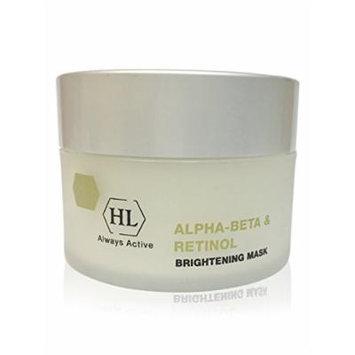 Holy Land Cosmetics Alpha Beta Retinol Brightening Mask 250ml