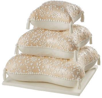 Wilton 3-Piece Performance Pillow Cake Pan Set