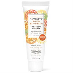 TerraNova Shea Butter Tresses-to-Toes Amazing Moisture Remedy Cream