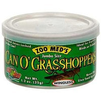 Zoo Med Labs Inc. Zoo Med Labs Can O' Grasshoppers