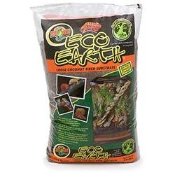 Zoo Med Eco Earth Loose Coconut Fiber Substrate (8 quarts)