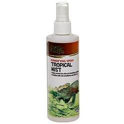 Zilla Tropical Mist Spray for Reptiles - 8 oz.