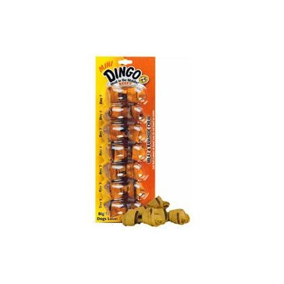 Dingo Brand DDB95021 Dingo Beefy Mini 21 Pack Value Bag