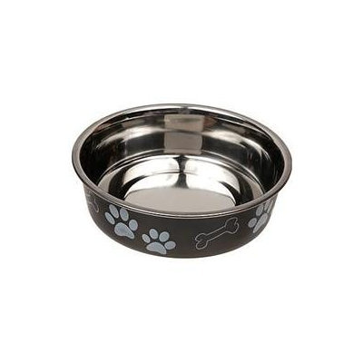 Topdawg Pet Supply Loving Pets Bella Pet Bowl Espresso Small