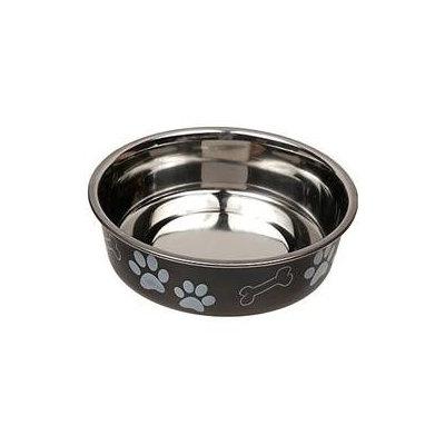 Loving Pets DLV7405 Medium Bella Bowl Dog - Espresso