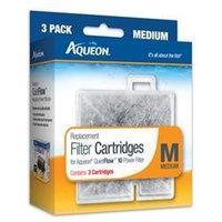 All Glass Aquarium Aquarium Aqueon Cartridge Medium 3 Pack