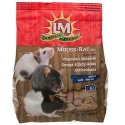 L/m Animal Farms LM Animal Farms Vita-Vittles Mouse & Rat Diet: 2 lbs