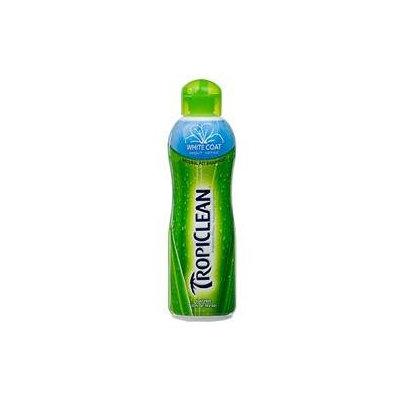Tropiclean Awapuhi White Dog Shampoo 20 Ounce