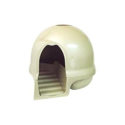 Booda Dome Clean Step Litter Box Titanium (50021)