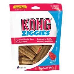Kong Adult Ziggies Small 6 Oz Xa31