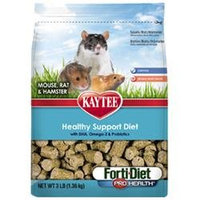 Kaytee Products Inc - Forti Diet Prohealth Mouse-rat 3 Pound