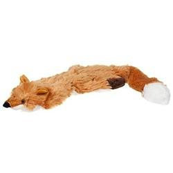 Ethical Dog Ethical Pet Dog Toys Plush Skinneez Pet Toy Fox