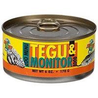 Zoo Med Labs Inc. Zoo Med Canned Tegu & Monitor Lizard Food - 6 oz