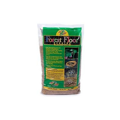 Topdawg Pet Supply Zoo Med Laboratories Zml Forest Floor Bedding 24 qt.