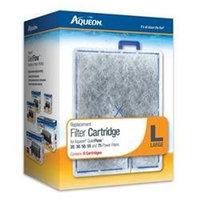 All Glass Aquarium Aquarium Aqueon Cartridge Large 6 Pack