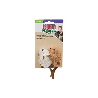 Kong Natural Mice Cat Toy 2 pack