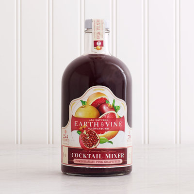 Pomegranate Pink Grapefruit Cocktail Mixer