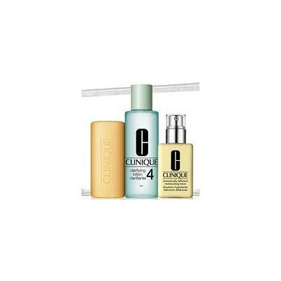 Clinique 3-Step Skincare Gift Set Combination Oily to Oily