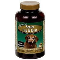 NaturVet Senior Dog Hip and Joint Support 40 ct