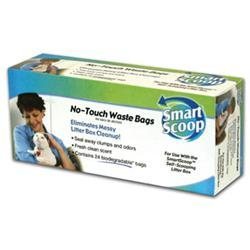 Our Pets IM-10107 Smartscoop No-touch Waste Bags