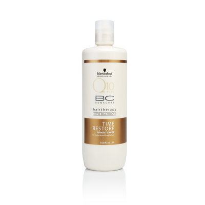 Schwarzkopf BC Bonacure Q10 Time Restore Conditioner for Mature and Fragile Hair