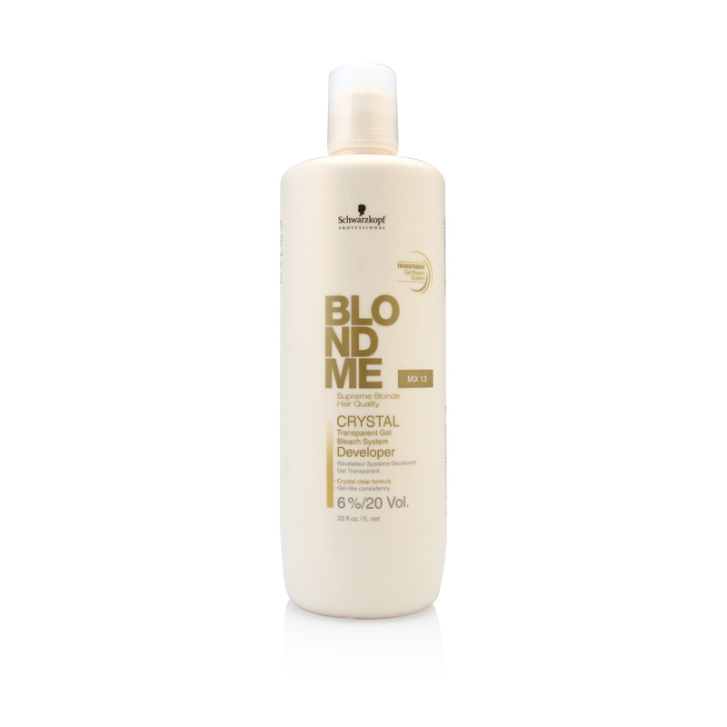 Schwarzkopf Blond Me Crystal Developer 6% / 20 Vol