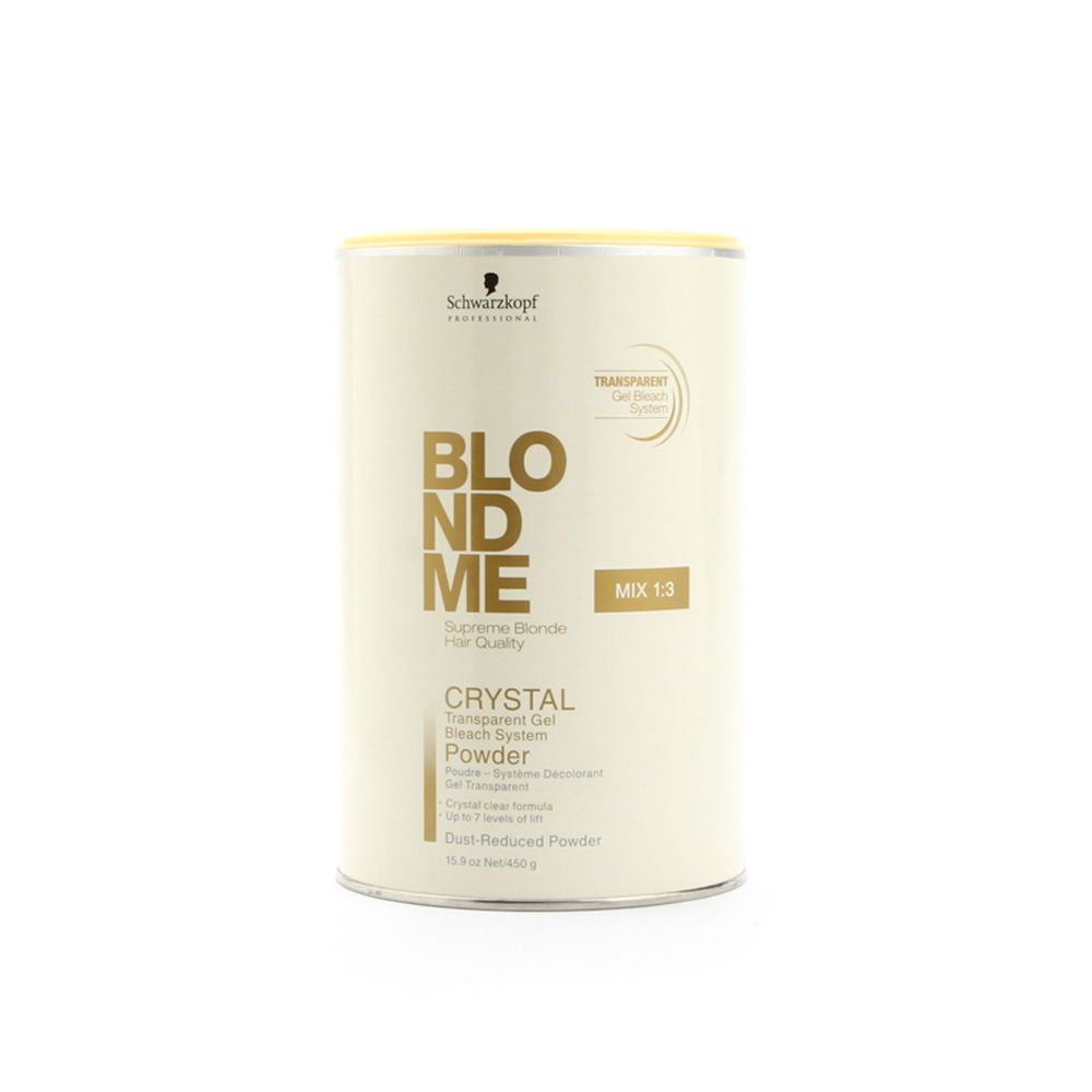 Schwarzkopf Blond Me Crystal Powder 450g