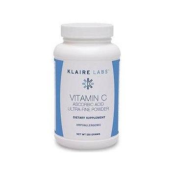 Klaire Labs - Vitamin C 250 gms