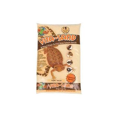 Topdawg Pet Supply Zoo Med Laboratories SZMVG10 Vita-Sand 10lb Gobi - Gold