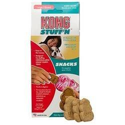 KONG COMPANY 269360 Large StuffN Puppy Snacks - 11 Oz