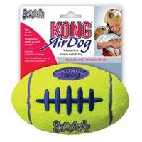 Kong Air Dog Squeaker Football Large 7'