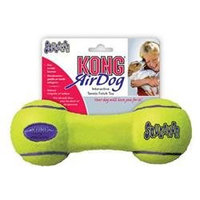 Kong Air Squeaker Dumbbell Dog Toy, Small