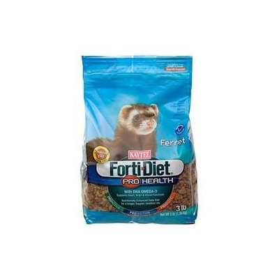 Kaytee Products Inc - Fd Prohealth Ferret 3 Pound