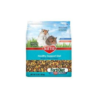 Kaytee Products Inc - Forti Diet Prohealth Hamster-gerbil 3 Pound