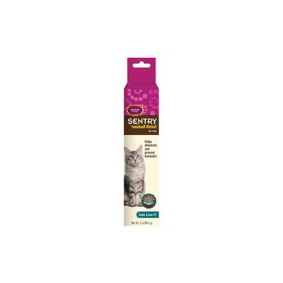 Sentry Petromalt Fish Flavored Hairball Relief for Cats (2 oz.)