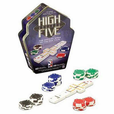 Fundex Games High Five Domino Set Ages 8+