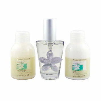 White Jasmine by Woods of Windsor 3 Piece Set (Discontinued)