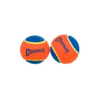 Canine Hardware 2 Pack Chuckit Mini Tennis Balls 07101