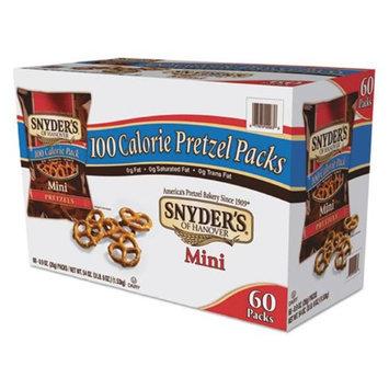 Snyder's-Of-Hanover 100 Calorie Mini Pretzels