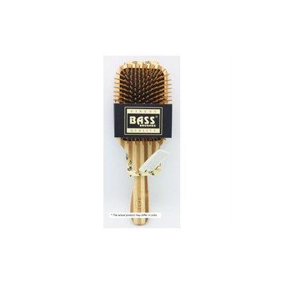 Bass Wood Pin Paddle Hair Brush - 1 Brush